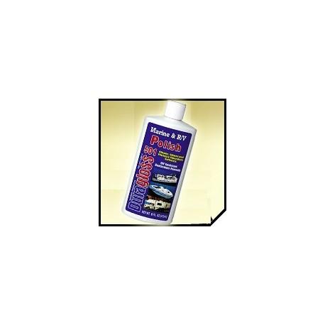 duragloss 501 cleaner and polish 473ml - silne aio