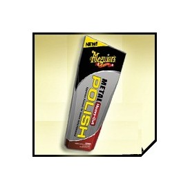 MEGUIARS HEAVY CUT METAL POLISH - MOCNA PASTA