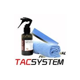 TAC System : ANTI-FOG 100ML ZESTAW, POWŁOKA ZAPOBIEGAJĄCA PAROWANIU