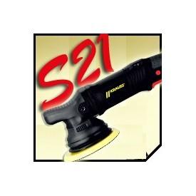 krauss shinemaster s21 : polerka orbitalno rotacyjna