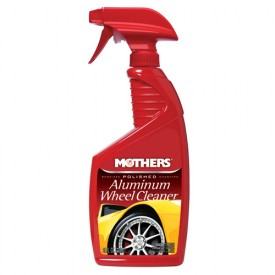 mothers aluminium wheel cleaner 710ml