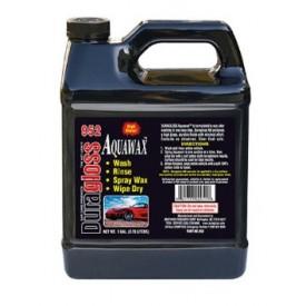 duragloss aquawax 3,8 l - wosk w płynie