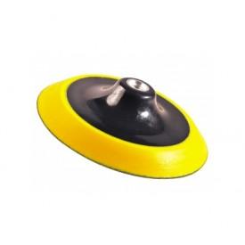 brayt bp talerz oporowy twardy 125mm - żółty do rotacji