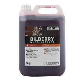 valetpro bilberry safe wheel cleaner 5 l - rewelacyjny do wszystkich felg, bezkwasowy i skuteczny gratis mikrofibra