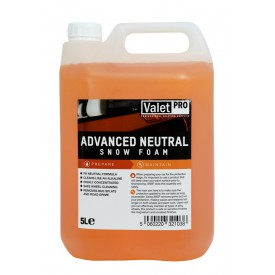 VALETpro ADVANCED NEUTRAL SNOW FOAM 5L - SKUTECZNA I NEUTRALNA
