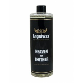 angelwax heaven for leather 500ml superior automotive leather cleaner - cleaner i odżywka do skóry w jednym
