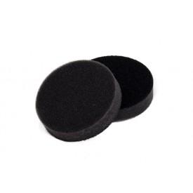 nat czarna bardzo miękka gąbka polerska 50mm