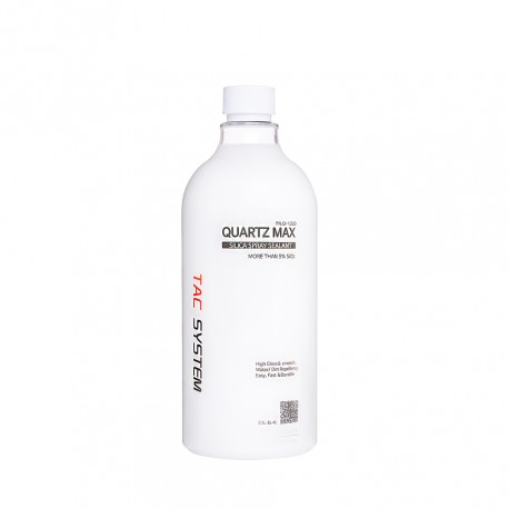 tac system : quartz.max 1000ml - sio2 w spray-u, trwałość i głębia