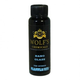 wolf's chemicals nano glaze 150ml : cleaner + sio2