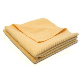 ShowCarShine Microfiber TERRY TOWEL YELLOW 40x40 : IPA, POWŁOKI, SZYBY