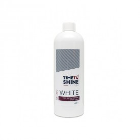time to shine snow white 1000ml landrynkowa aktywna piana