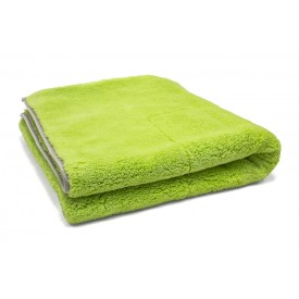 ShowCarShine Microfiber EXTREMELY SOFT & PLUSH 1200GSM - 40x40 green