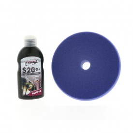 Scholl Concepts - S20 Black Sample Kit - 100gram + 145mm Spiderpad