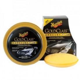 meguiars gold class carnauba plus paste wax - gratis mikrofibra