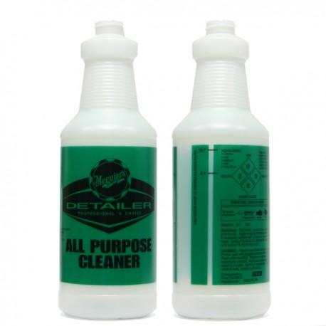 meguiars bottle all purpose cleaner - butelka do produktu apc