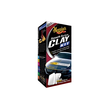 meguiars smooth surface clay kit 2014