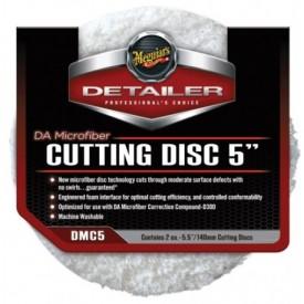 meguiar's da microfiber cutting disc 125mm 2-pack - pad z mikrofibry