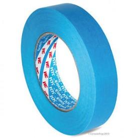 3m taśma maskująca 3434 - 25 mm niebieska - najlepsza