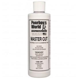 poorboys world master cut 473ml - mocno agresywna pasta