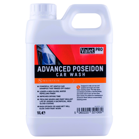 valetpro advanced poseidon car wash 1l