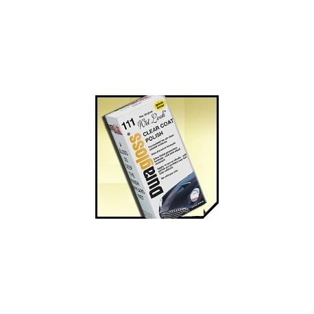 duragloss 111 clear coat polish - bardzo trwały wosk syntetyczny