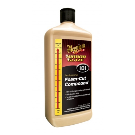 MEGUIARS Foam Cut Compound 101 946ml