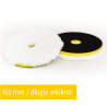 NAT Pad Mikrofibrowy Mocno Agresywny Twardy 165mm - długie włókna