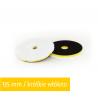 NAT Pad Mikrofibrowy Agresywny Twardy 135mm - krótkie włókna