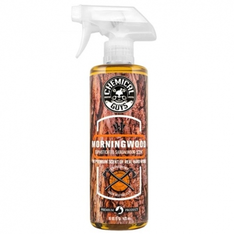 chemical guys morning wood scent 473ml - drzewo sandałowe