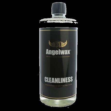angelwax cleanliness orange pre-wash 1l