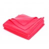 showcarshine microfiber terry towel red 40x40 : ipa, powłoki, szyby