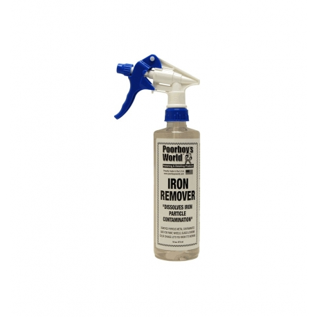 poorboys world iron remover 473ml