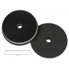 lake country hdo foam finishing pad black 165mm - najtrwalsze pady do d/a