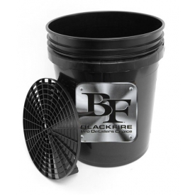 blackfire bucket with grit guard