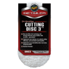 meguiars da microfiber cutting pad 77mm - 2-pack