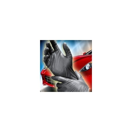 blackfire nitrile shadow hands rozm. xl - 1 para