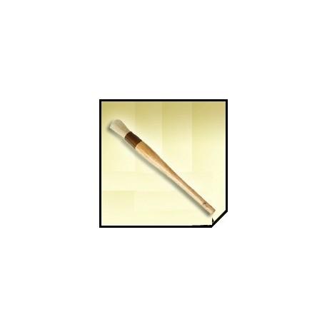 sonus 1-inch round natural detail brush