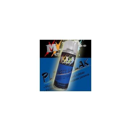 plastilak 400ml - niebieski