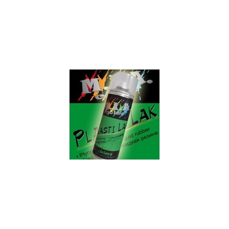 plastilak 400ml - zielony