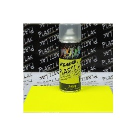 plastilak 400ml - fluo żółty