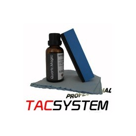 tac system : quartz.magic 30ml kit powłoka kwarcowa na tworzywa i felgi