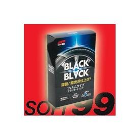 soft99 - black black – hard coat for tire 110ml
