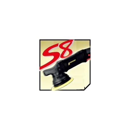 krauss shinemaster s8 : polerka orbitalno rotacyjna