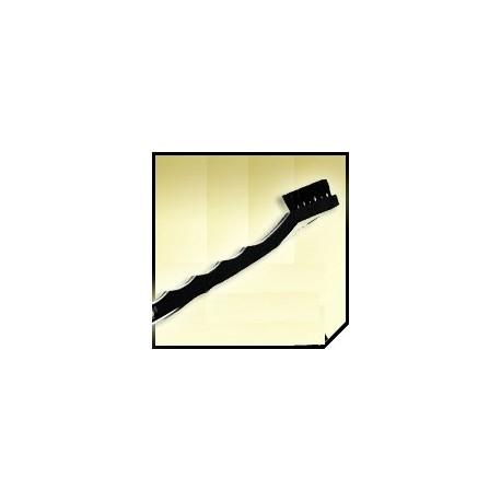 showcarshine tooth brush - szczoteczka do detali i padów