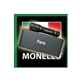 monello faro latarka led 350 lm