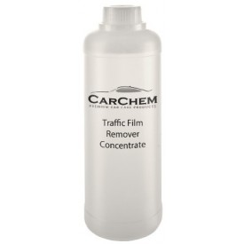 carchem traffic film remover concentrate 10:1 tfr - 1 litr