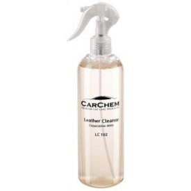 carchem leather cleaner czyszczenie skóry - 500 ml