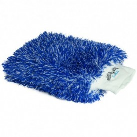 microfiber madness incredible wash mitt - luxury mitt