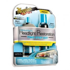 meguiars perfect clarity 2-step headlight kit