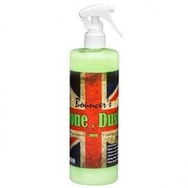 bouncers done & dusted quick detailer gloss enhancer 500ml